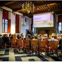 Laatste kindercollege MuseumJeugdUniversiteit en diploma-uitreiking zondag 6 september vanaf 11.00 uur Markiezenhof
