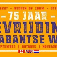 75 jaar Bevrijding Brabantse Wal in Beeld