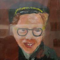 Zelfportret van Yavi geselcteerd voor Rembrandt wedstrijd