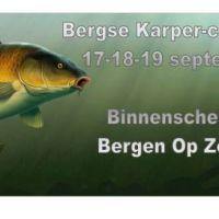 Viswedstrijd op De Binnenschelde - De Bergse Karper-cup