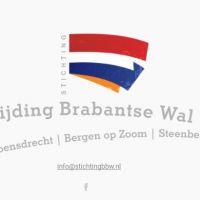 Nieuws van de Stg. Bevrijding Brabantse Wal.
