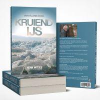 """Eerste recensie lovend: """"Kruiend ijs"""" van Auteur Henk Witjes krijgt 5 sterren"""