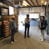Allnex steunt Voedselbank West-Brabant